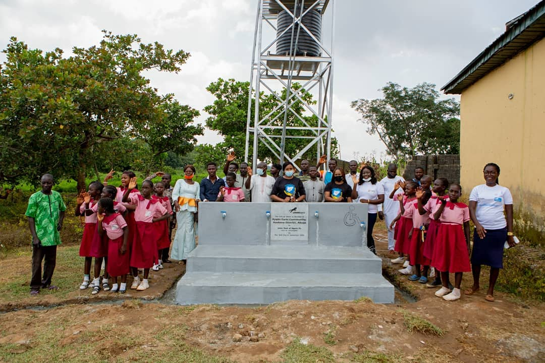 Abuja Water project commissioning 4