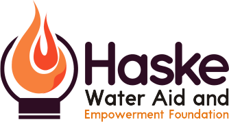 Haske Water Aid and Empowerment Foundation Logo